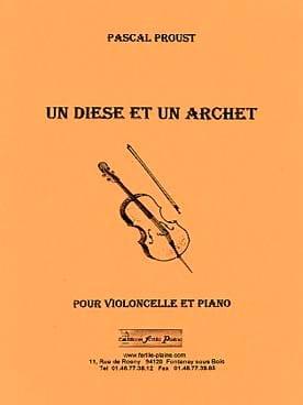 Un Dièse et un Archet Pascal Proust Partition laflutedepan