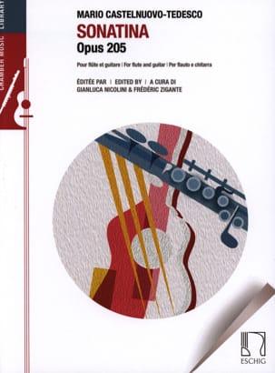 Sonatine, op. 205 - Flûte et Guitare laflutedepan