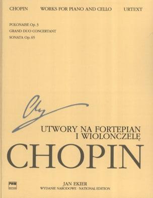 Edizione Nazionale : Works for piano and cello - laflutedepan.com