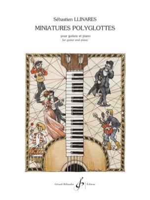 Miniatures Polyglottes - Sébastien Llinares - laflutedepan.com