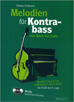 Melodien für Kontrabass - Sheet Music - di-arezzo.co.uk