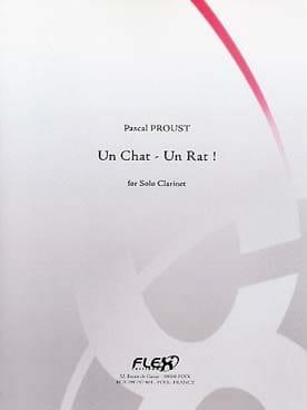 Pascal Proust - A cat, a rat! - Sheet Music - di-arezzo.co.uk