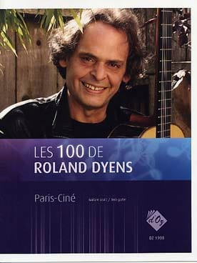 Roland Dyens - Paris-Ciné - Partition - di-arezzo.fr