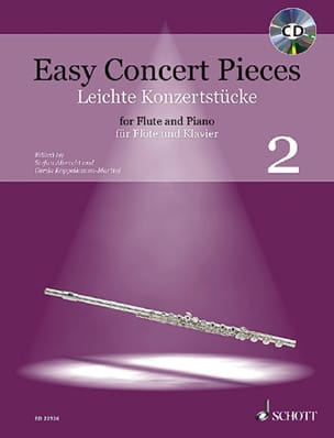 Easy Concert Pieces Vol. 2 - Partition - di-arezzo.fr