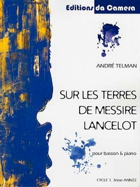 André Telman - On the lands of Messire Lancelot - Sheet Music - di-arezzo.com