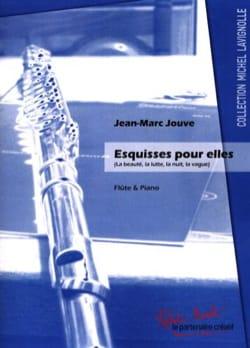 Esquisses pour elles - Flûte et Piano - laflutedepan.com