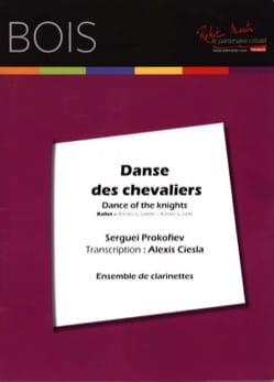 Danse des Chevaliers - Ensemble de Clarinettes - laflutedepan.com