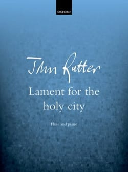 Lament for the Holy City - Flûte et Piano - laflutedepan.com