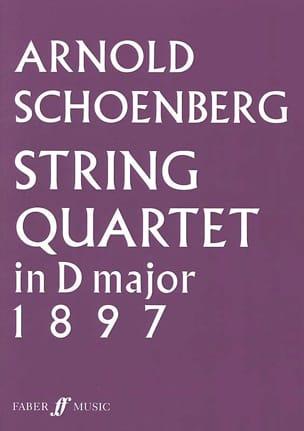 String Quartet In D Major 1897 - Score - laflutedepan.com