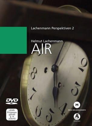 Air - DVD (EMO-Fassung) - Helmut Lachenmann - laflutedepan.com