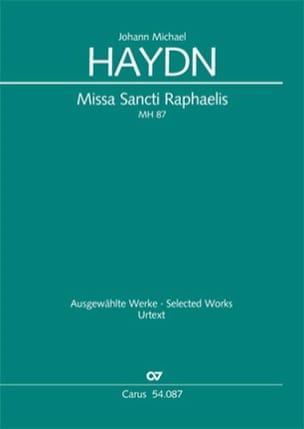 Michael Haydn - Missa Sancti Raphaelis - Sheet Music - di-arezzo.co.uk
