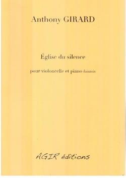 Anthony Girard - Church of silence - Sheet Music - di-arezzo.com