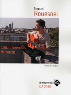 Samuel Rouesnel - Flamenco Workbook - Sheet Music - di-arezzo.co.uk