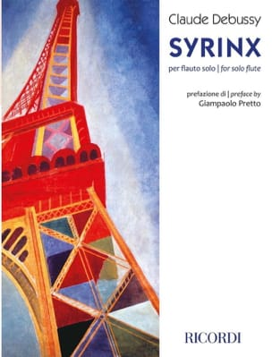 DEBUSSY - Syrinx - Partition - di-arezzo.fr