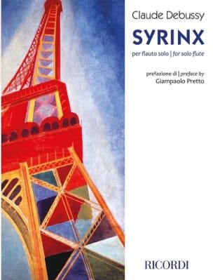 DEBUSSY - Syrinx - Sheet Music - di-arezzo.com