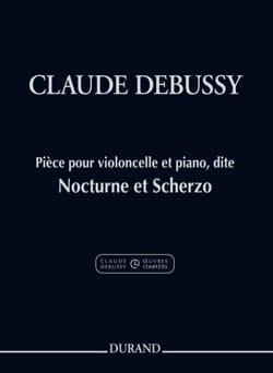 Nocturne et Scherzo - DEBUSSY - Partition - laflutedepan.com