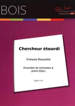Chercheur Etourdi - Ens. de Clarinettes laflutedepan