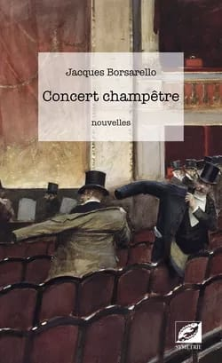 Concert Champêtre Jacques Borsarello Livre laflutedepan