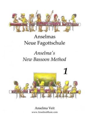 Veit Anselma - Anselmas Neue Fagottschule - Partitura - di-arezzo.es