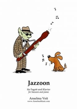 Veit Anselma - Jazzoon - Bassoon and Piano - Sheet Music - di-arezzo.com