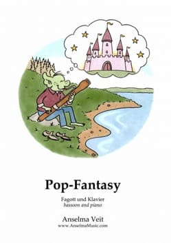 Veit Anselma - Pop-Fantasy - Bassoon and Piano - Sheet Music - di-arezzo.com