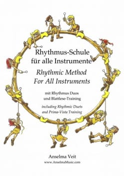 Anselma Veit - Rhythmus-Schule - All Instruments - Sheet Music - di-arezzo.co.uk