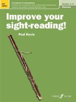Paul Harris - Improve your sight-reading! - Bassoon - Sheet Music - di-arezzo.com