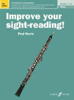 Paul Harris - Improve your sight-reading! - Oboe - Sheet Music - di-arezzo.co.uk