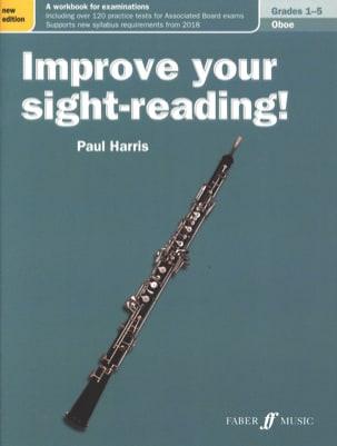 Paul Harris - Improve your sight-reading! - Oboe - Sheet Music - di-arezzo.com