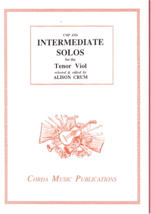 Alison Crum - Intermediate Solos for Tenor Rape - Sheet Music - di-arezzo.com