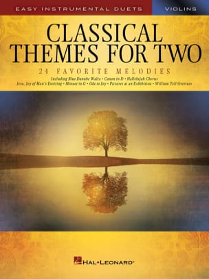 - Classical Themes for Two - 2 Violins - Sheet Music - di-arezzo.com