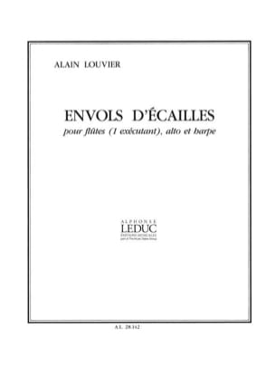 Alain Louvier - Flakes of scales - Sheet Music - di-arezzo.com