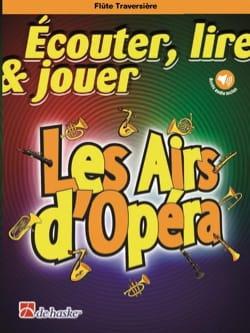 Les Airs d'Opéra - Flûte Traversière - Partition - laflutedepan.com