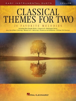 - Classical Themes for Two - 2 Cellos - Sheet Music - di-arezzo.com