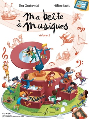 - My Music Box Volume 2 - Sheet Music - di-arezzo.co.uk