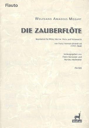La Flûte Enchantée - MOZART - Partition - laflutedepan.com