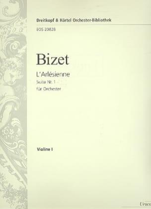 L'Arlesienne suite N°1 - Matériel BIZET Partition laflutedepan