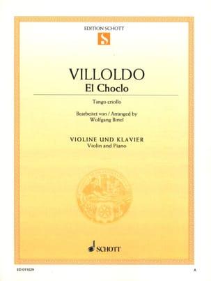 El Choclo - Violon et Piano - Angel G. Villoldo - laflutedepan.com