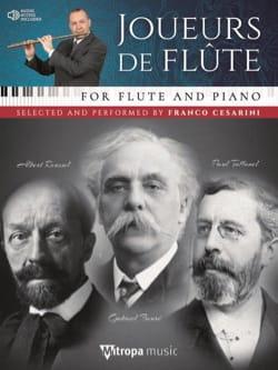 Joueurs de Flûte - Flûte et Piano Partition laflutedepan