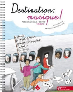 Destination Music! Volume 2 - Partition - di-arezzo.co.uk