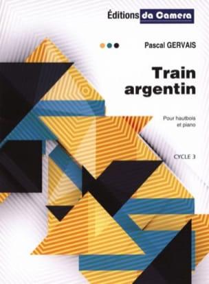 Train Argentin - Hautbois et Piano Pascal Gervais laflutedepan