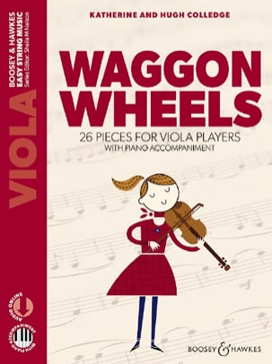 Waggon Wheels - Alto et Piano Katherine & Hugh Colledge laflutedepan