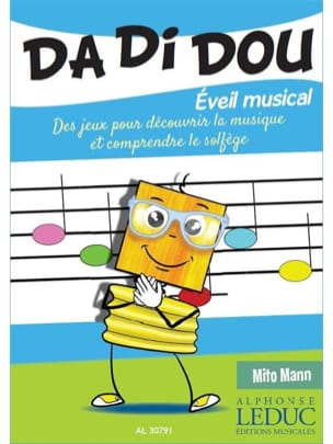 Mann Mito - Da Di Dou - Musical Awakening - Sheet Music - di-arezzo.co.uk