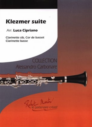 - Klezmer Suite - 3 Clarinets - Sheet Music - di-arezzo.co.uk
