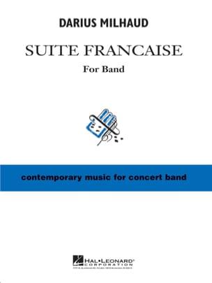 Suite Française - Darius Milhaud - Partition - laflutedepan.com