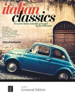 - Italian Classics - Violin and Piano - Sheet Music - di-arezzo.com