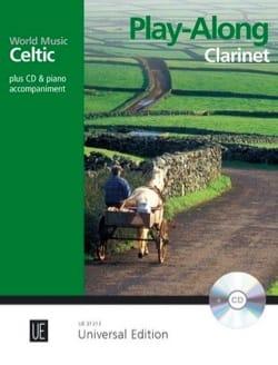 - World Music Celtic - Clarinet - Sheet Music - di-arezzo.com