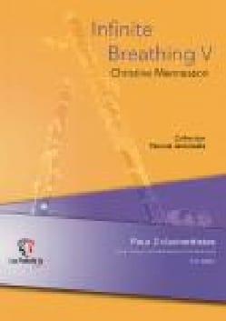 Infinite Breathing V - 2 Clarinettes Christine Mennesson laflutedepan