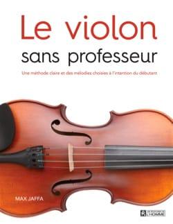 Max Jaffa - Violin without teacher - Sheet Music - di-arezzo.com