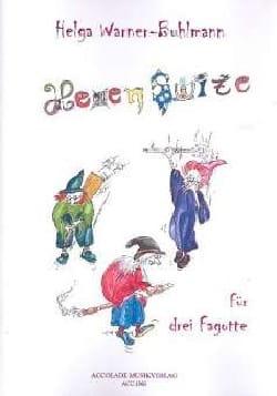 Helga Warner-Buhlmann - Hexensuite - Sheet Music - di-arezzo.com